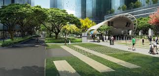 Tengahg EC Located Near to Scenic Area Near to Schools and Environmentally Friendly Institutions